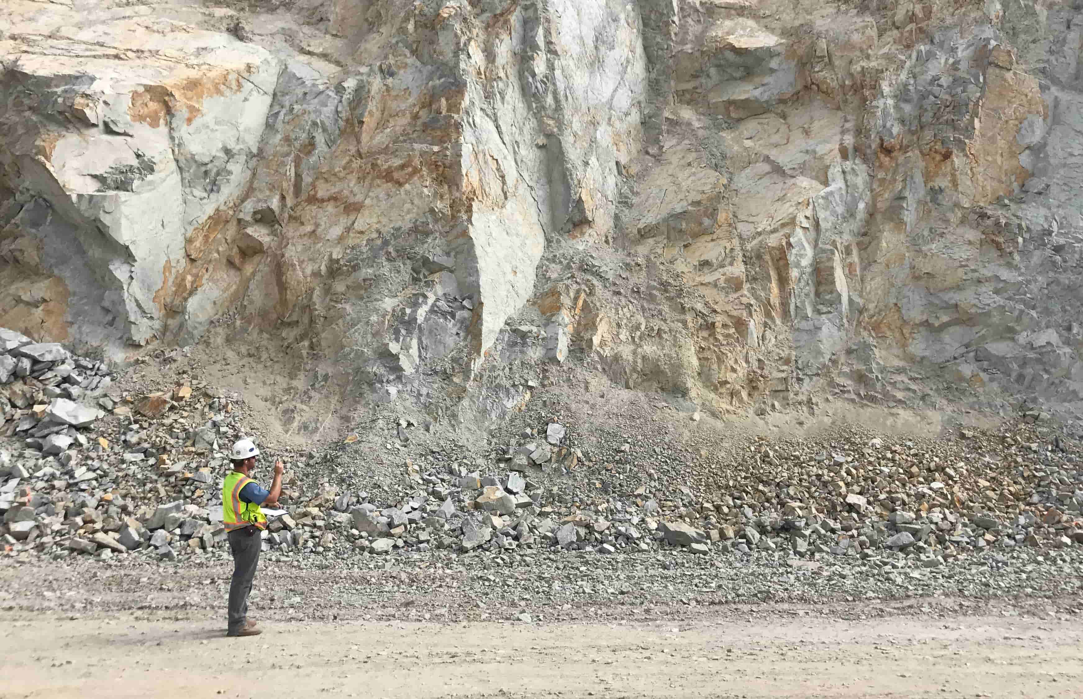 Mining Geological Consulting Services Call Nicholas